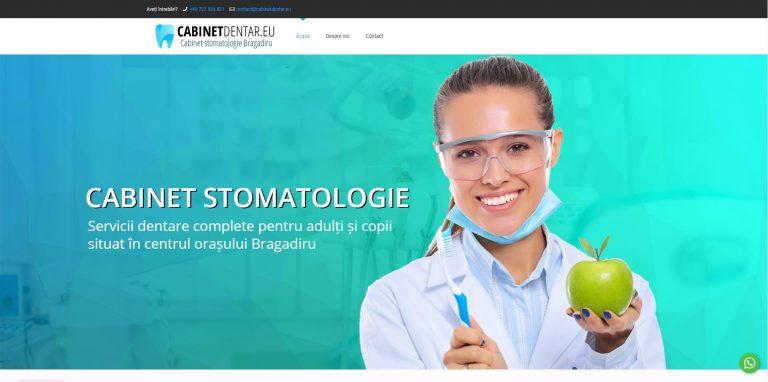 www.cabinetdentar.eu