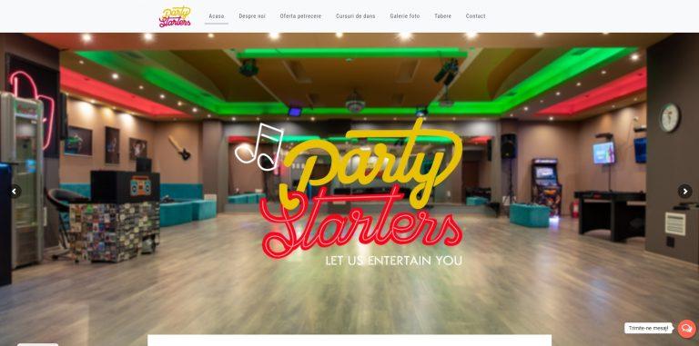 www.party-starters.ro